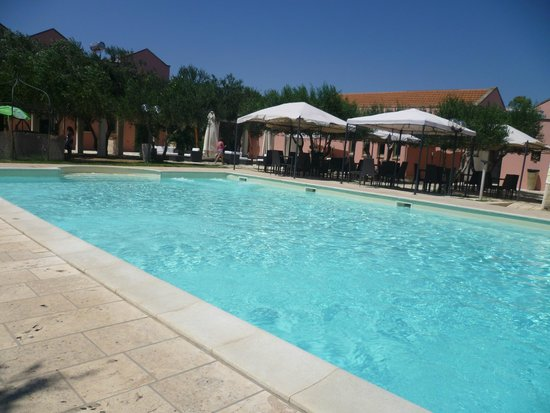 Family Village : Area Piscina
