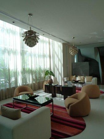 Park Plaza Sukhumvit Bangkok: hall