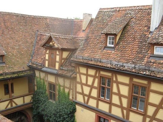 Hotel Gotisches Haus : View from Room 20