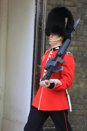 Fun London Tours: Guard