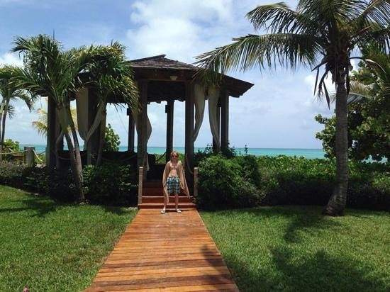 Beaches Turks & Caicos Resort Villages & Spa: relaxing
