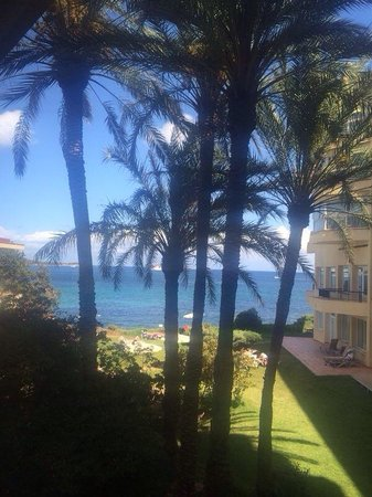 Sol Beach House Ibiza : Beautiful gardens to sunbathe