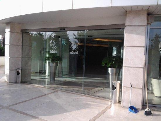 Enea Hotel Aprilia: entrata