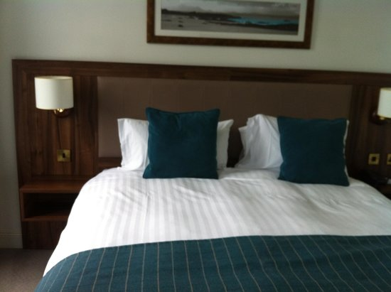 Actons Hotel Kinsale: Bed