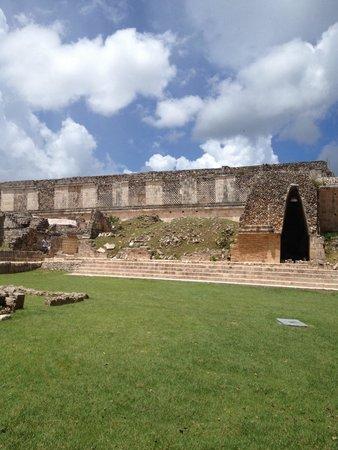 Templos de Uxmal: Site d'uxmal