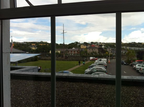 Actons Hotel Kinsale: View from room