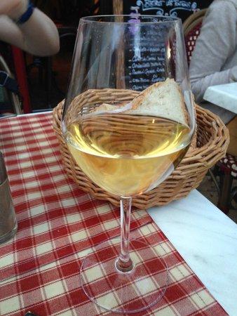 Bistrot Les Tontons : Un très bon choix de vin