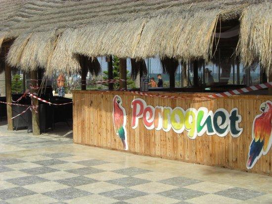 Winzrik Resort & Thalasso Djerba : 1000 touristes et un bar fermé