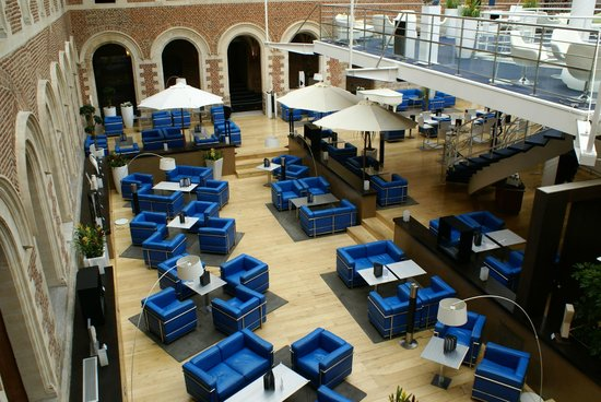 Couvent des Minimes - Alliance Lille : Bar et restaurant
