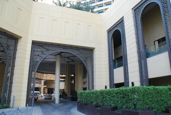 JA Ocean View Hotel: Billede fra poolområdet