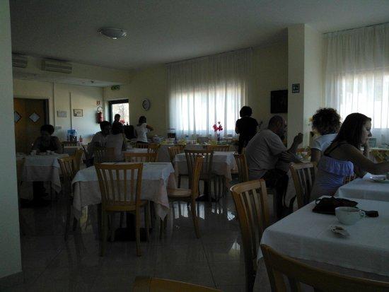Touring Hotel: colazione