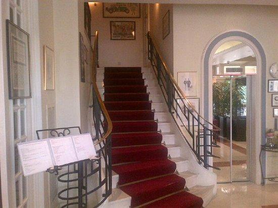 Hotel du Parc : hotel