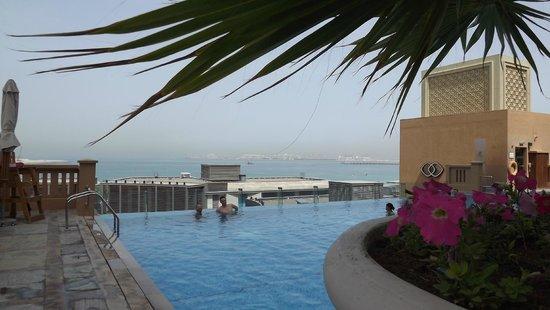Sofitel Dubai Jumeirah Beach: View from the pool