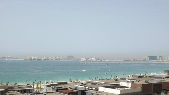 Sofitel Dubai Jumeirah Beach: View from the room