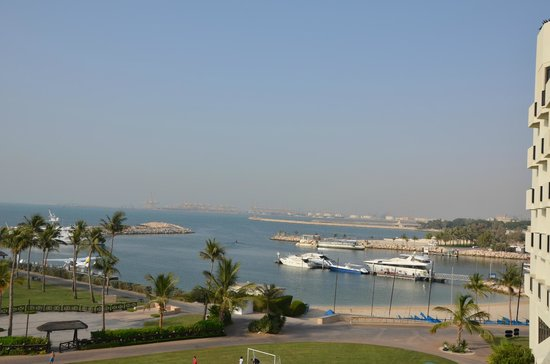 JA Jebel Ali Beach Hotel : The Marina