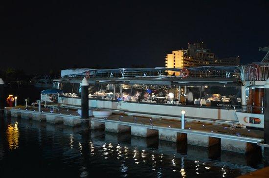 JA Jebel Ali Beach Hotel : Divas Fish Restaurant