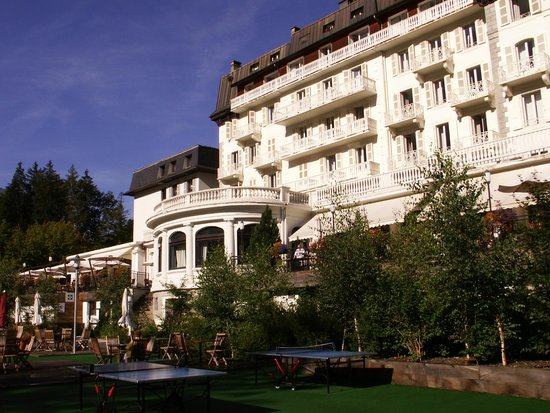 Club Med Chamonix Mont-Blanc : Le Savoy