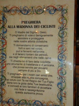 Hotel Il Perlo Panorama: Madonna del Ghisallo