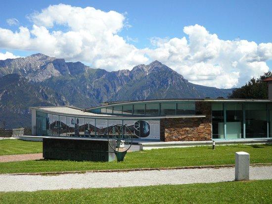Hotel Il Perlo Panorama: Museo del ciclismo del Ghisallo