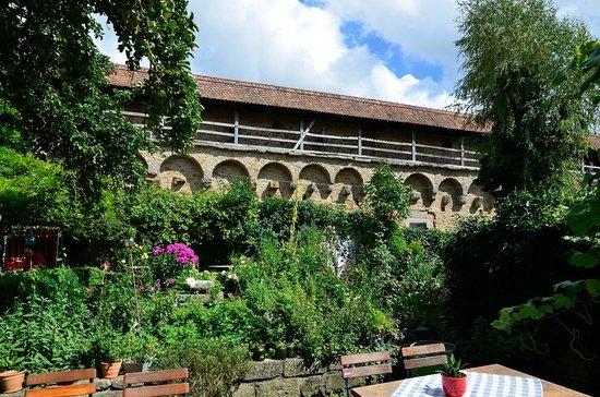 Hotel Gerberhaus: Garden