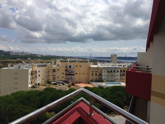 Solplay Hotel de Apartamentos: View from our studio