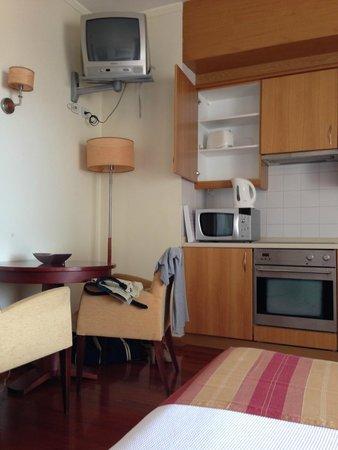 Solplay Hotel de Apartamentos : Studio