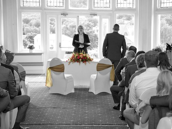 Castle of Brecon: Wedding