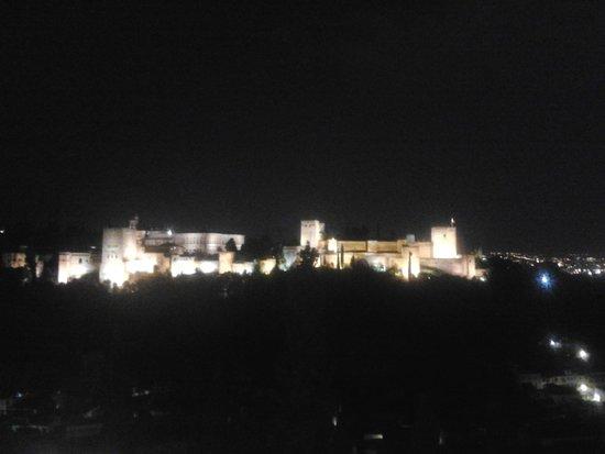 Restaurante Estrellas de San Nicolas: Parte de las vistas