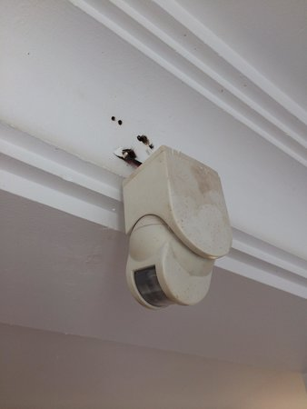 Hotel Dar El Olf: Détecteur de fumée