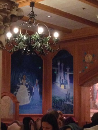 Auberge De Cendrillon : Paintings