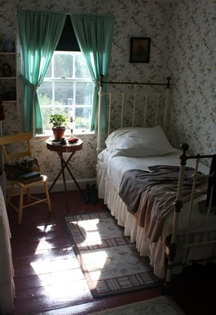 Green Gables : Maud's bedroom