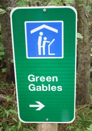 The way to Green Gables