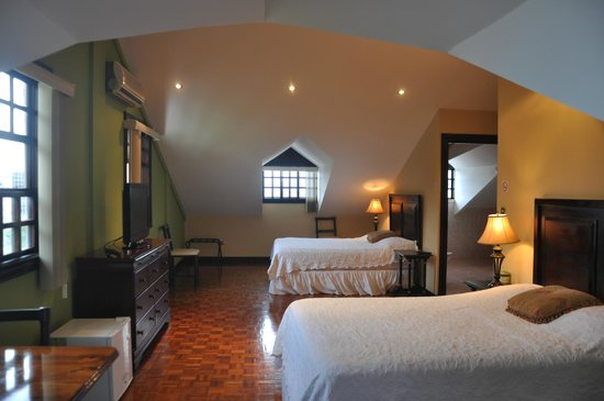 Casa Isabella Costa Rica : Room number 5 (3 beds).