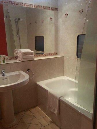 Plaza Site du Futuroscope Hotel : Salle de bains