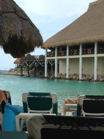 Occidental at Xcaret Destination: Beach Area