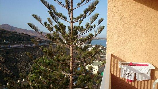IFA Interclub Atlantic Hotel: vue de la chambre 504 bâtiment Tara