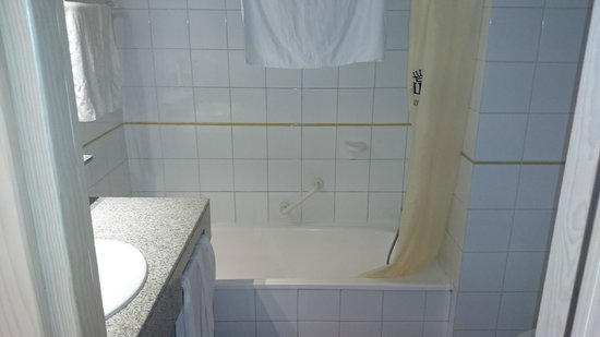 IFA Interclub Atlantic Hotel: salle de bain chambre double standard