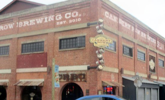 Cannery Row Brewing Company in Cannery Row, Monterey, Ca