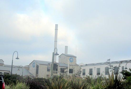 Cannery Row: Monterey Aquarium (Exterior Building View) Monterey, Ca