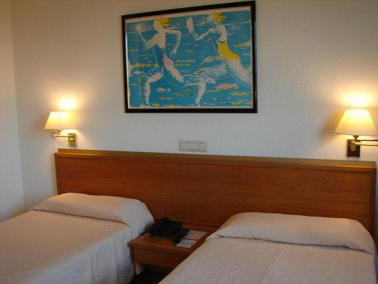 Expo Hotel Valencia: 2-местный номер