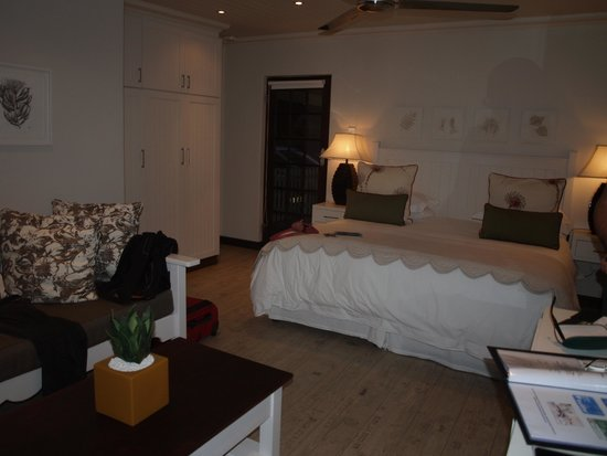 The Potting Shed Accommodation : chambre 4