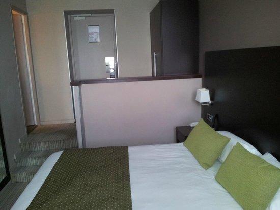 BEST WESTERN Hotel Des Barolles - Lyon Sud : Chambre
