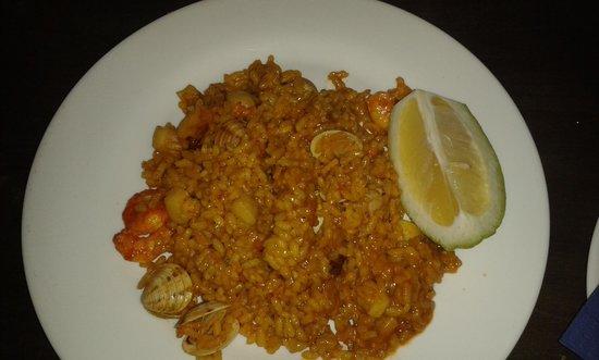 El Patio Bodega: arroz