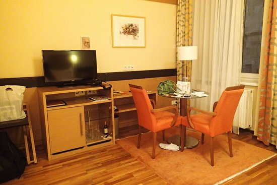 Hotel Am Stephansplatz: Room