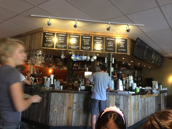 Loaded Joe's - Avon: Great place very friendly staff.  It's always nice begin your day with a good cup of coffee and