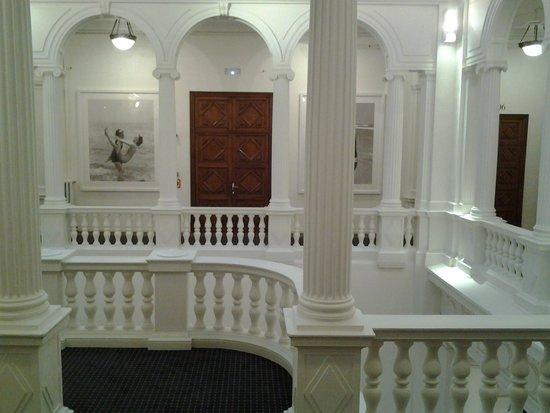 Hotel Granvia : le hall