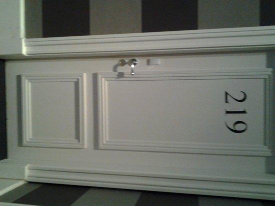 Hotel Granvia: portes
