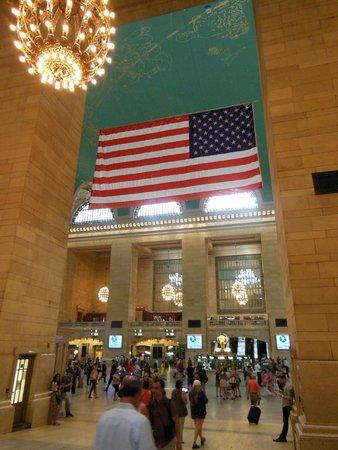 Grand Central Terminal: Vue de la Gare 1