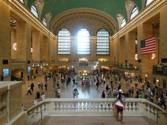Grand Central Terminal: Vue de la Gare 3