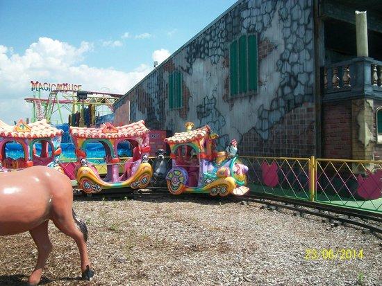Terror Castle Picture Of Fun City At Brean Leisure Park Brean Tripadvisor